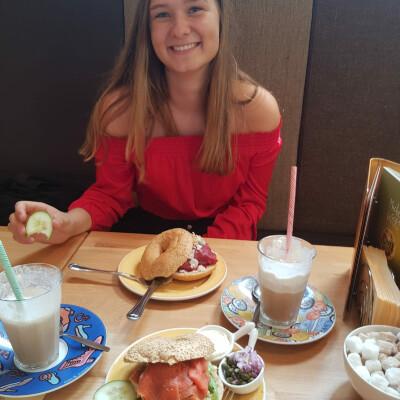 Danique zoekt een Kamer in Wageningen