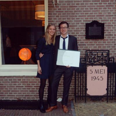 Wiebe zoekt een Appartement in Wageningen